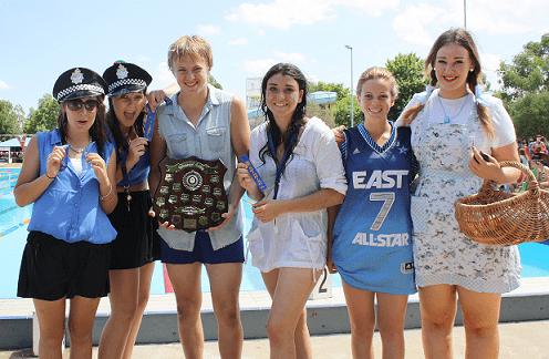 2013 Winning Swim Team