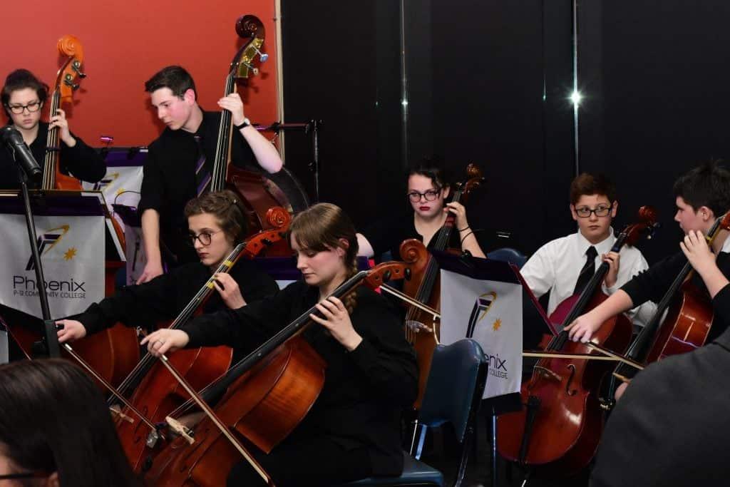 Instrumental Music - Phoenix P-12 Community College